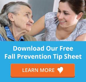 Download our free fall prevention tip sheet