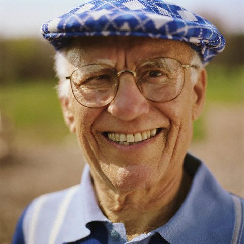 Smiling-Old-Man