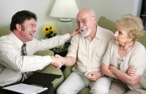 elderly scam
