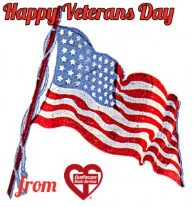 Veterans Day Comforcare Senior Services