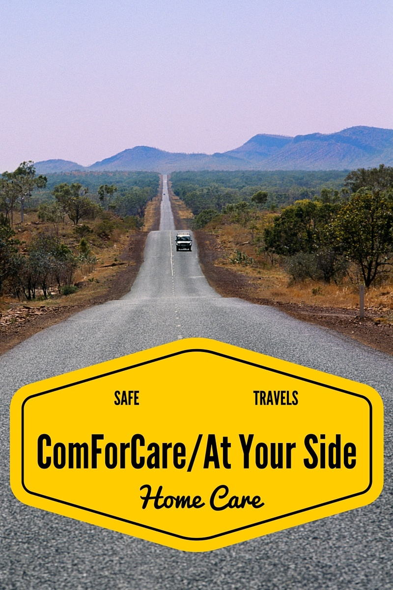 ComForCare / At Your Side Home Care Safe Driving