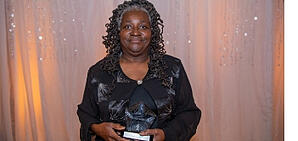 Shirley Norwood - 2018 ComForCare_At Your Side Home Care Caregiver of the Year