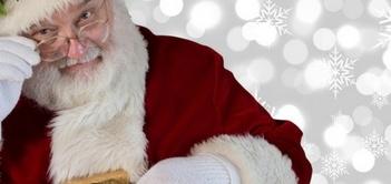 Santa's Fall Prevention Measures