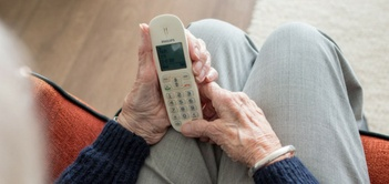 Reaching Out to Older Adults: How a Simple Conversation Can Be a Life Line
